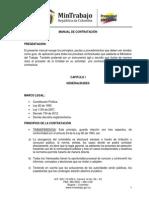 Manual de Contratación
