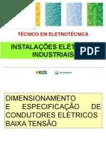03 - Instalações Elétricas Industriais -Dimensionamento