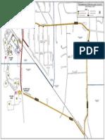 Pennbrook Area Map