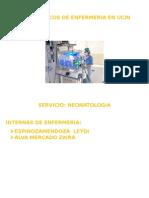 Diagnosticos de Enfermeria en Ucin