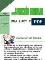 Disfuncion Familiar