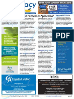 Pharmacy Daily for Tue 15 Sep 2015 - Most remedies placebo, US pharmacy blood tests, Resveratrol results, Guild Update and much more