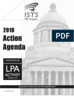 2010 Action Agenda booklet
