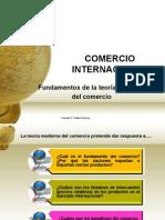 Comercio Exterior- Unidad 1 El Comercio Internacional