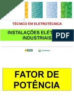 05 - Instalações Elétricas Industriais - Fator de Potência