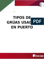 Gruas en Puerto