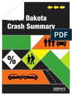 North Dakota 2014 Crash Report