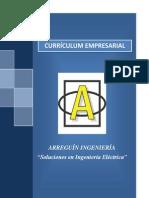 Currículum Empresarial Sep 2012