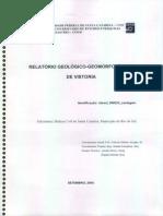 Relatorio Geologico- Estrada Redentor.PDF