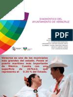 Diagnóstico Del Ayuntamiento de Veracruz