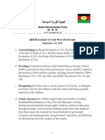 SRF Roadmap on the Way Forward - Paris September 2015 - FINAL