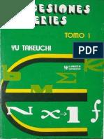 Sucesiones y Series - Yu Takeuchi Tomo I