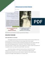 Sejarah Wahabi dan Muhammad bin Abdul.docx