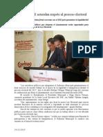 14.12.2014 Alcaldía e INE Acuerdan Respeto Al Proceso Electoral