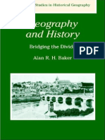 BAKER Geography and History