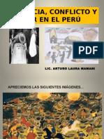 Violencia en Perú Terrorismo