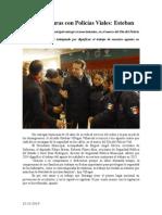 22.12.2014 Calles Seguras Con Policías Viales Esteban