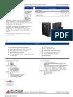 Advanced Motion Controls DPCANIS-060A800