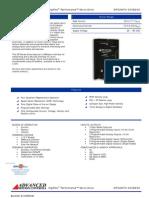 Advanced Motion Controls DPCANTA-025B200