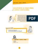 Documentos Primaria Sesiones Unidad05 CuartoGrado Integrados 4G U5 Sesion06