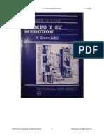 El Tiempo y Su Medicion - F. Zavelski