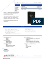 Advanced Motion Controls DPCANTS-040B080