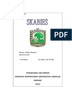 Cover Skabies