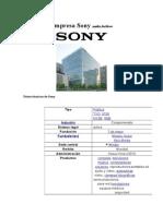 Empresa Sony Make