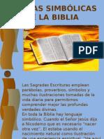 Simbolos en la biblia