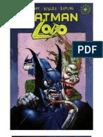 DC Batman Lobo