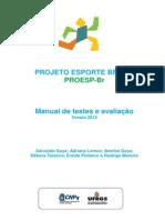 Manual Proesp Br 2015