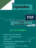 Farmacologia - Analgésicos No Opioides