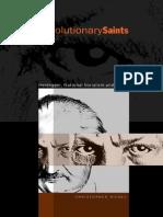 Christopher Rickey-Revolutionary Saints_ Heidegger, National Socialism, And Antinomian Politics (2002)
