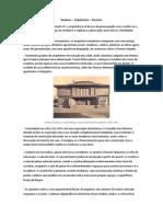 Bauhaus - Resumo