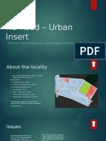 KG Road – Urban Insert