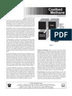 01 Coalbed Methane