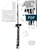 Maurice Godelier - Economía, Fetichismo y Religión en Las Sociedades Primitivas