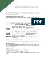 Formatos Caja y Bancos