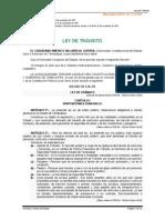 7. Ley de Tránsito 21 Dic 10