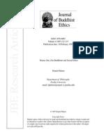 Abe Masao, Zen Buddhism and Social Ethics