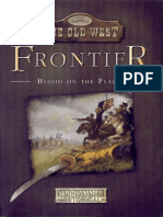 Warhammer Historical - Legends of the Old West - Frontier