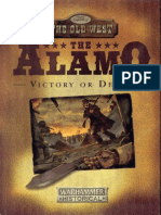 Warhammer Historical - Legends of the Old West - The Alamo