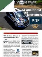 Rally News - 1ª Edição