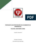 Trabajo Final Cognición. Propuesta -PDF