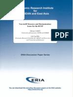 Non-tariff Measures and Harmonisation