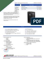 Advanced Motion Controls DPRAHIE-030A800