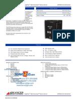 Advanced Motion Controls DPRAHIE-060A400