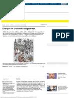 Europa_ La Avalancha Migratoria _ El Universal