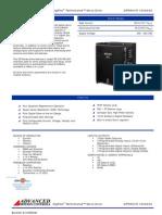 Advanced Motion Controls DPRAHIR-100A400