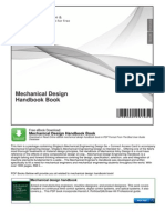 Mechanical Design Handbook Book